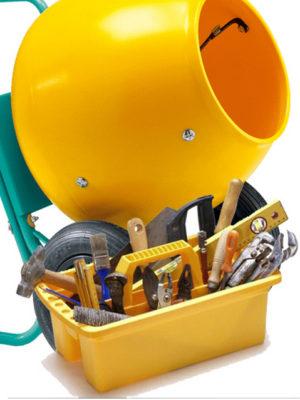 Ручной инструмент и оборудование